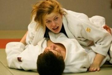 Evelyne Lecloux, une judokate passionnée