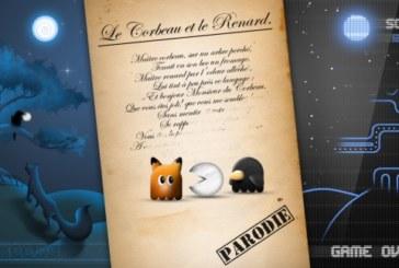 Le Corbeau et le Renard parodiés