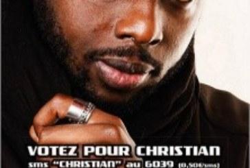 The Voice Belgique, soutenez Christian Aines, un ancien du Collège !