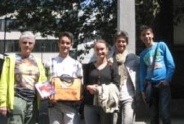 Olympiade Mathématique Belge, le Collège se distingue grâce à Razvan