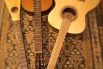M. Grégoire et ses guitares