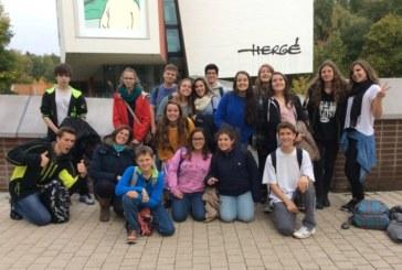 Louvain-la-Neuve vue par les élèves du cours de fle