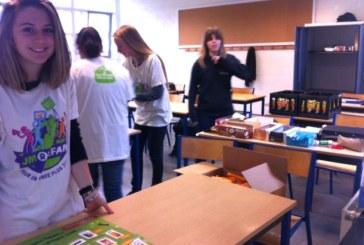 Une petite faim… Une petite soif… Rendez-vous au Jeune Magasin Oxfam !