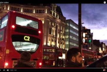 Journée à Londres des 5T, la vidéo