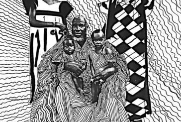 Qui es-tu Seydou Keïta ? De magnifiques réalisations à l'encre de Chine.