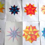 Défis géométriques… pour joindre l'utile à l'agréable