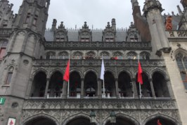 Mon séjour à Bruges avec les 4es