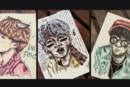 Dans votre sac ou cartable se trouve l'une de ses peintures. Découvrez l'artiste !