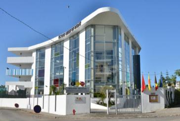 Une école belge du Maroc en visite au Collège